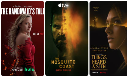 What to Watch: The Handmaid's Tale, The Mosquito Coast, Things Heard & Seen
