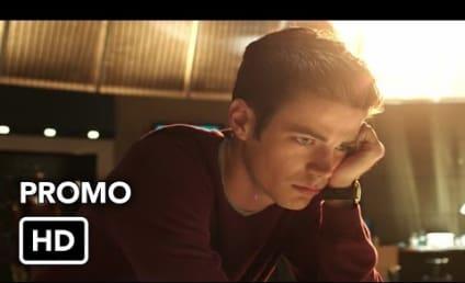 The Flash Promo: Death Defying Return of Reverse Flash?!