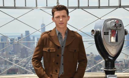 Tom Holland Joins Apple Anthology Series The Crowded Room