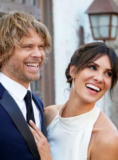 Wedding Day -- Tall - NCIS: Los Angeles Season 10 Episode 17