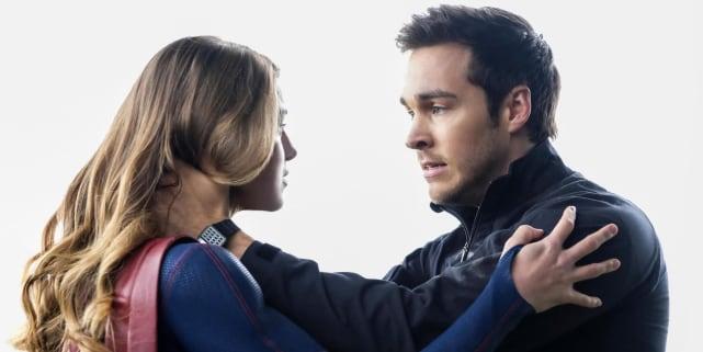 Tearful Goodbye - Supergirl