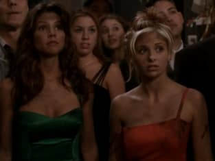 Battle For The Crown - Buffy the Vampire Slayer