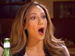 Melissa is Shocked