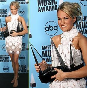 American Music Award Winner