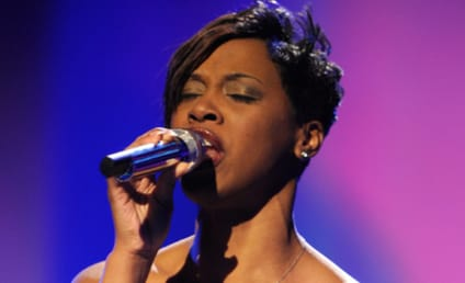 Lil Rounds Makes Big Impression on American Idol