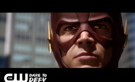 The CW Superheroes Promo: Some Serious Nerd Love Right Here!