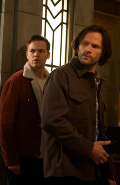 Jack Saves the Day - Supernatural Season 14 Episode 10