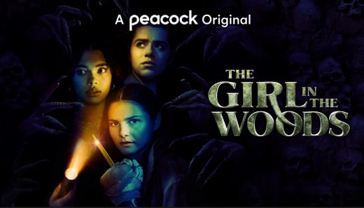 The Woman within the Woods Trailer: Peacock Supernatural ...