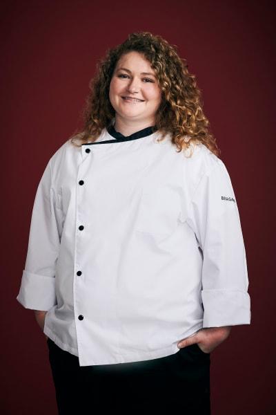 Kiya  - Hell's Kitchen Season 20 Episode 1