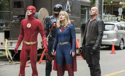Ranking the Arrowverse Shows!