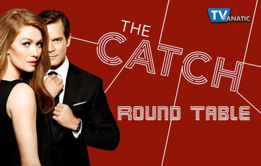 The Catch Round  Table 660px