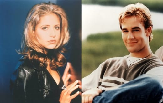 Buffy and Dawson