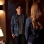 Landon and Hope - Legacies Season 1 Episode 5