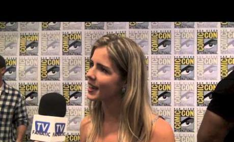 Emily Bett Rickards Talks Felicity