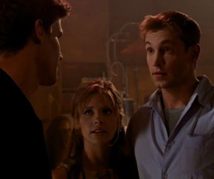 Date Night - Buffy the Vampire Slayer