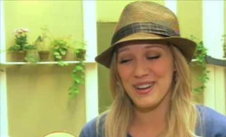 Hilary Duff Interview