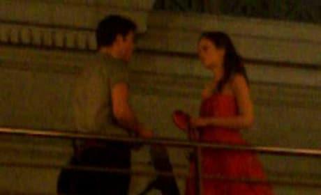 Ed and Leighton in Paris