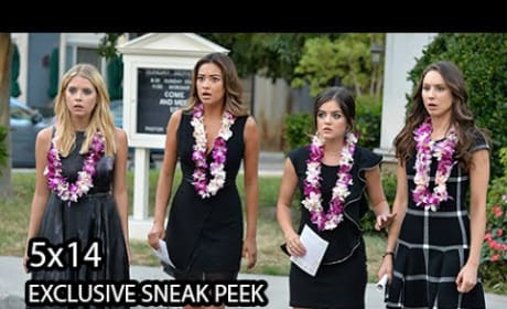 Pretty Little Liars Clip - Sibling Rivalry