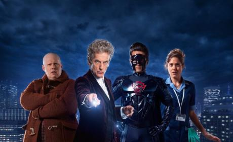 Teaming Up - Doctor Who