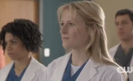 Mamie Gummer Introduces Us to Emily Owens, M.D.
