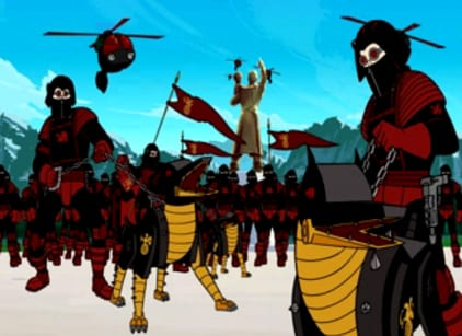 Watch Venture Brothers Season 4 Episode 5 Online