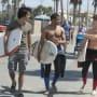 Boys Go Surfing
