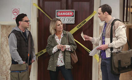 The Big Bang Theory Photo Preview: Meet Meemaw!