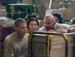 Lincoln Gets Frustrated - Prison Break