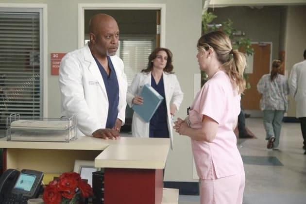 Pink Scrubs
