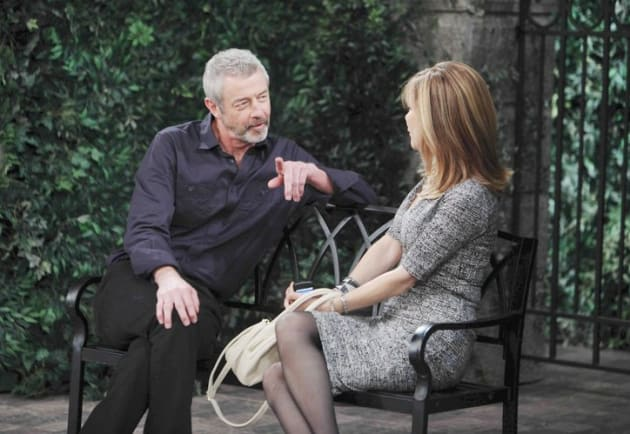 Blackmailing Kate - Days of Our Lives