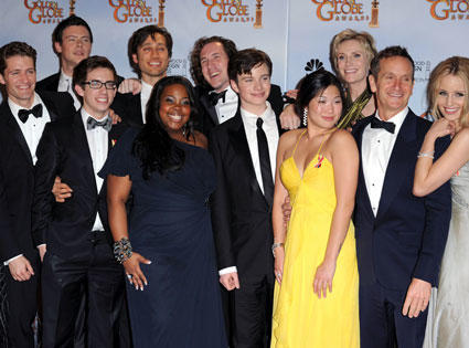 Glee Cast at Paley Fest