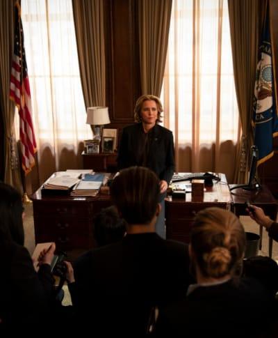 Madam President? - Madam Secretary Season 5 Episode 20