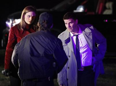 Brennan and Booth Pic