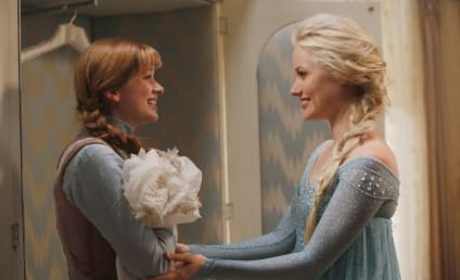 Once Upon a Time Spoilers: Producers Preview Elsa/Emma Friendship, Captain Swan & Lots More