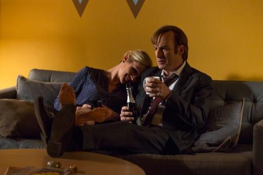 Jimmy and Kim Celebrate - Better Call Saul Season 3 Episode 6