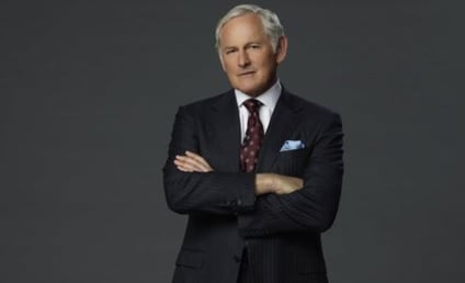 Victor Garber to Preside Over The Good Wife