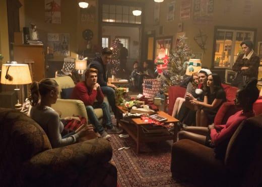 Secret Santa - Riverdale Season 2 Episode 9