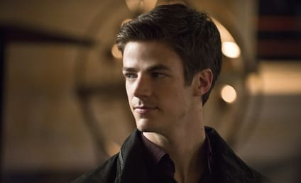 Grant Gustin Speaks Out on Arrow's Final Season Announcement