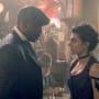Reunited Couple - Timeless Season 2 Episode 10