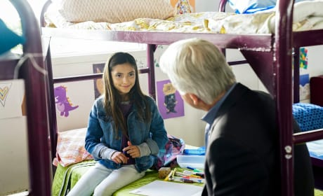 Gibbs Interviews Elena - NCIS Season 15 Episode 19
