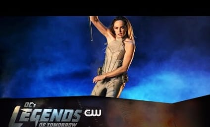DC's Legends of Tomorrow Sizzle Promo: Heat Wave Lives!