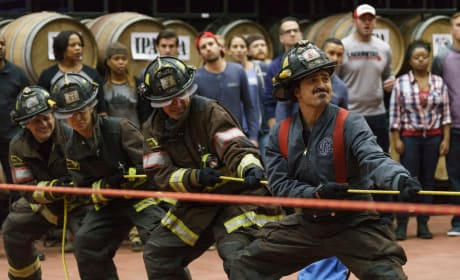 Getting Competitive - Chicago Fire