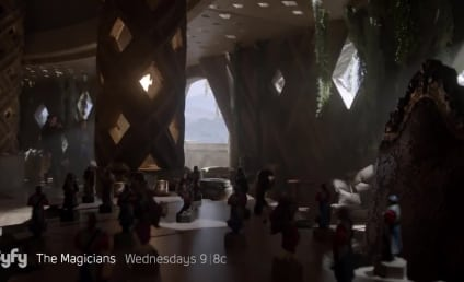 The Magicians Sneak Peek: Quentin and Alice Strike a Deal