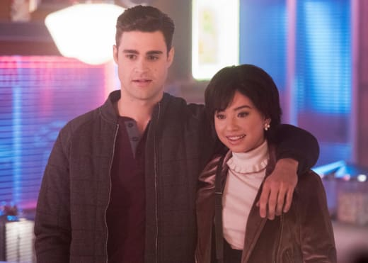 Open Relationship - Riverdale Season 2 Episode 14