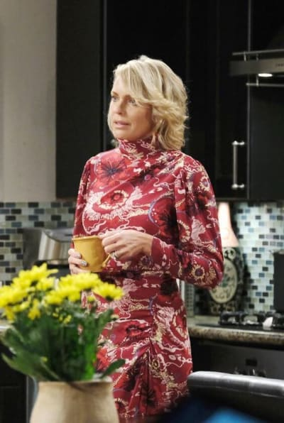 Allie is Twigged/Tall - Days of Our Lives
