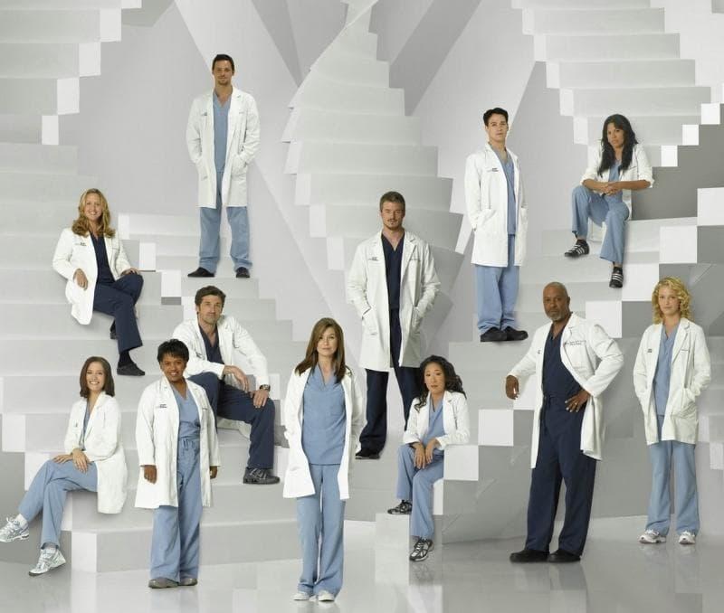 Grey\'s Anatomy Season 5 Cast - TV Fanatic