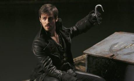 He's Hook!
