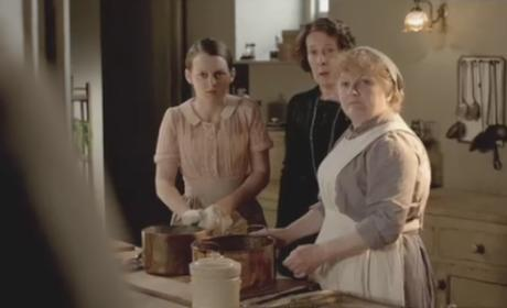 Downton Abbey Servants