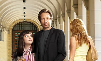 Californication Promo Photo, Pics from Season Three Premiere