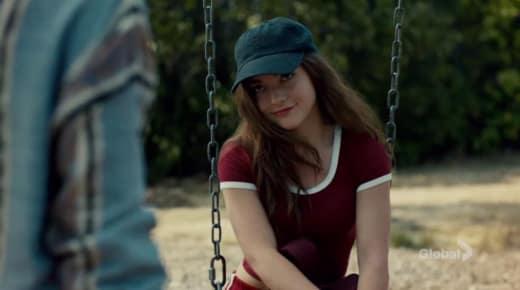 Naomi at Play - Mary Kills People Season 1 Episode 4